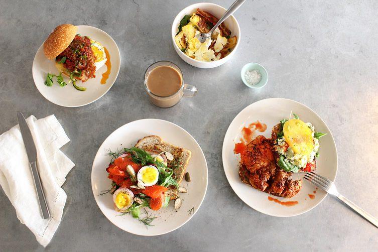 Egg Shop — Nolita, New York