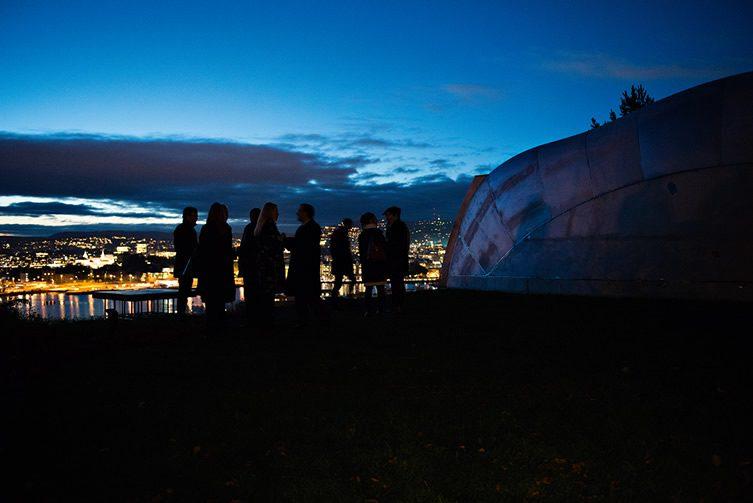 Ekebergparken Sculpture Park — Oslo