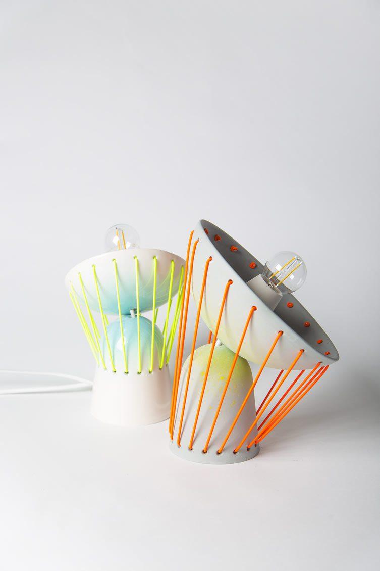 Marta Bordes, Elastic Lights