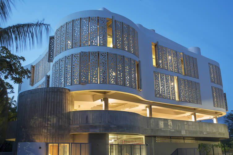 El Blok Vieques, Puerto Rico Design Hotel by Fuster + Partners