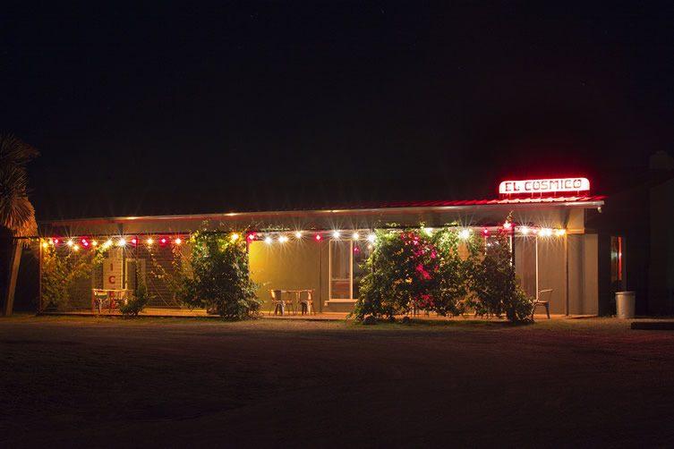El Cosmico Marfa, Texas
