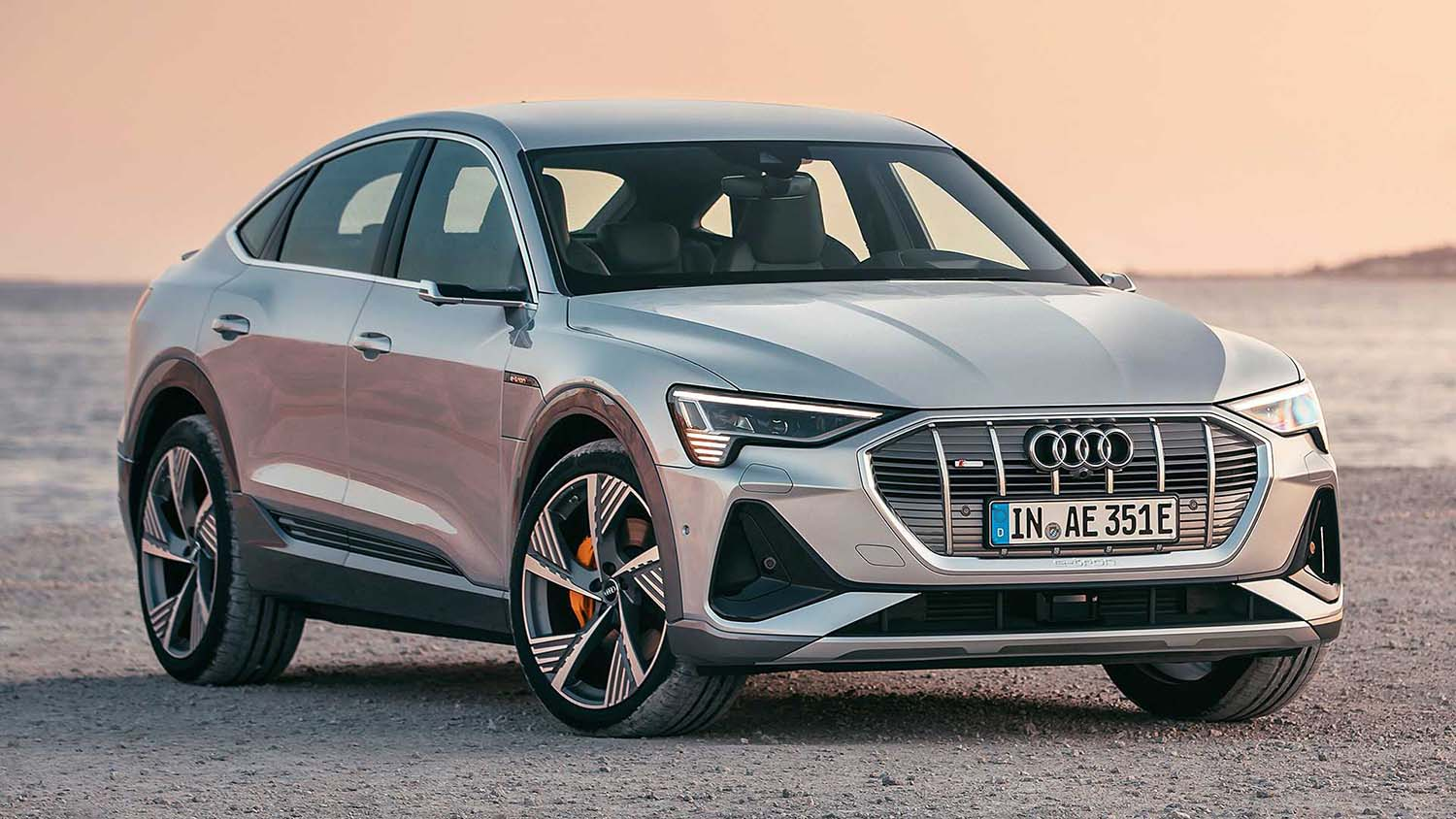 Top 10 Sustainable Luxury Cars for 2020: Audi e-Tron