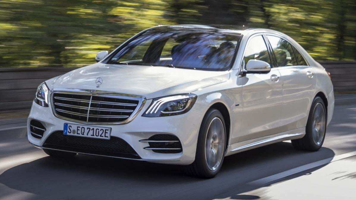 Top 10 Sustainable Luxury Cars for 2020: Mercedes-Benz S-Class 560e