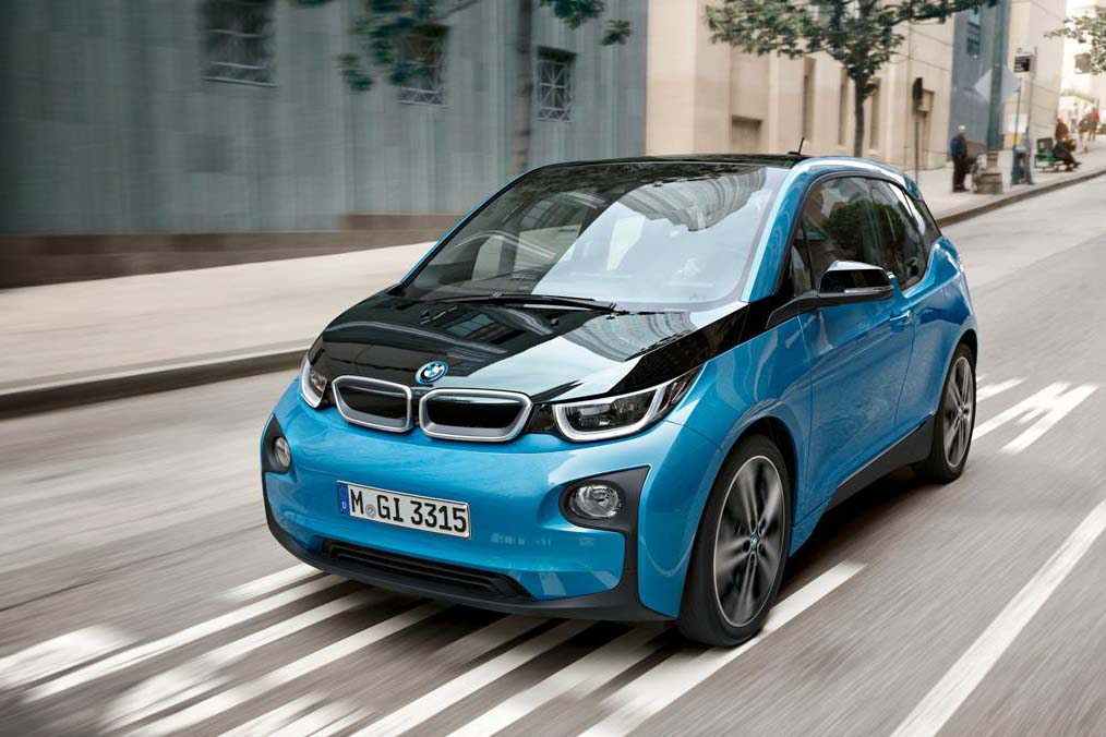 Top 10 Sustainable Luxury Cars for 2020: BMW i3