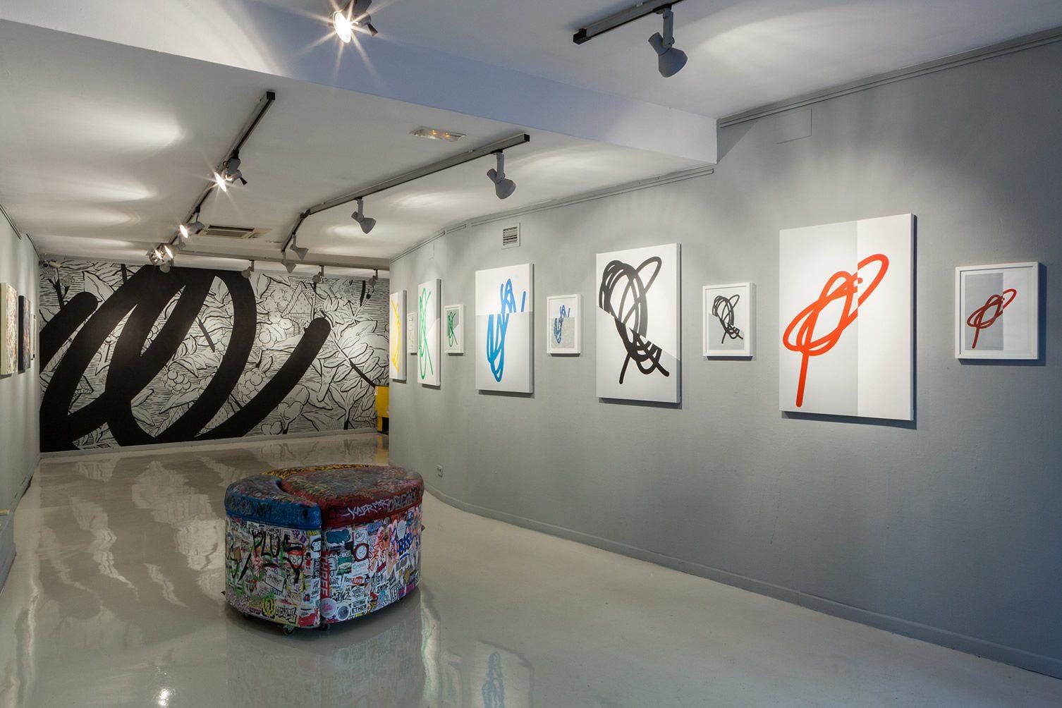 Pastel Interieur Barcelona : Een pastel interieur in barcelona thestylebox