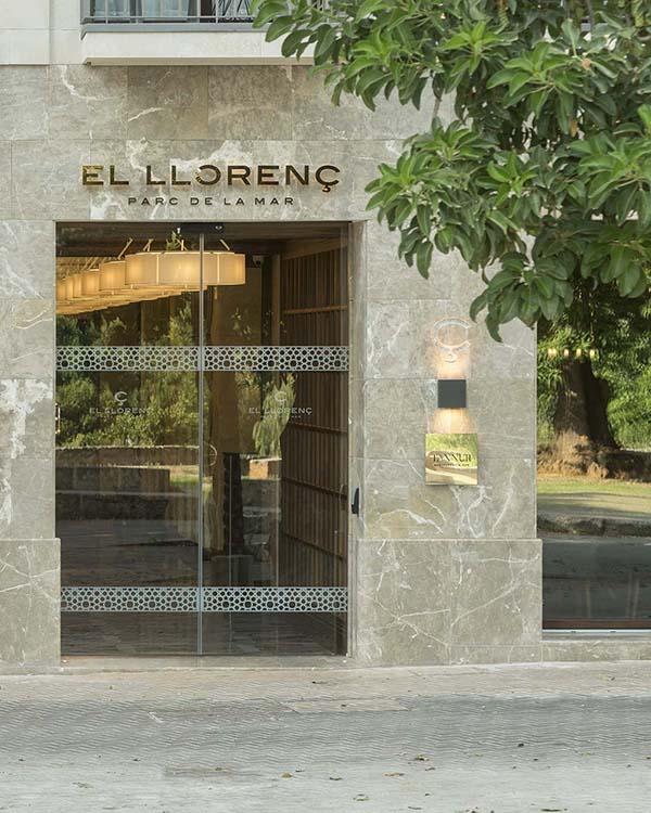 El Llorenç Parc de la Mar Palma Luxury Hotel and DINS Santi Taura