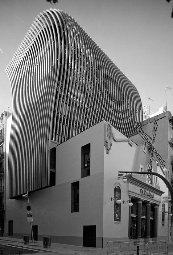 El Molino, Barcelona