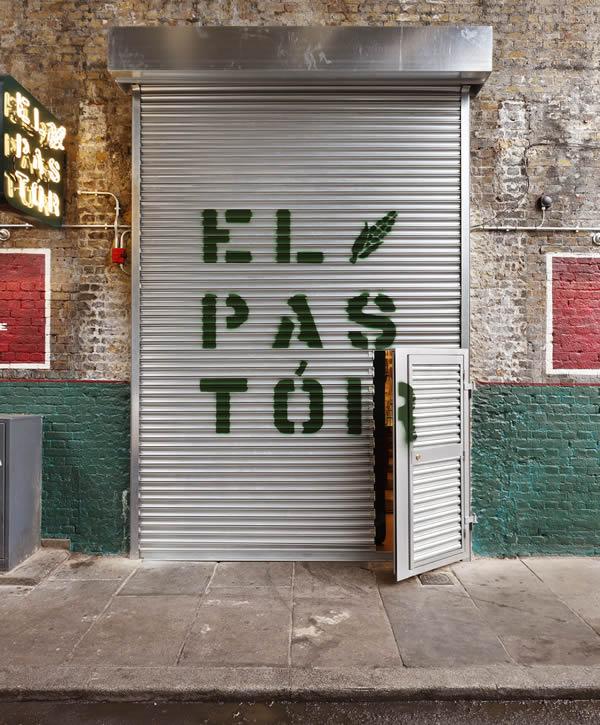 El Pastór, Borough, London: 7a Stoney Street SE1