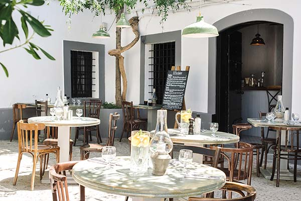 El Portalon Ibiza Old Town, Dalt Vila Restaurant Ibiza