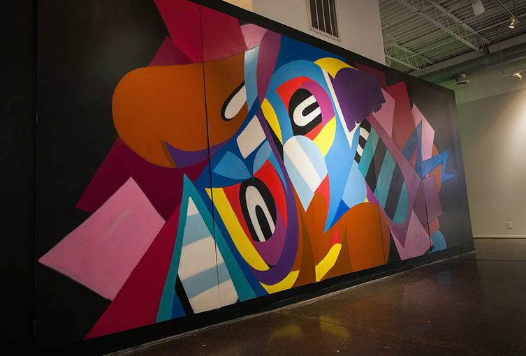 Eric Inkala — Chaos Complex at Public Functionary, Minneapolis