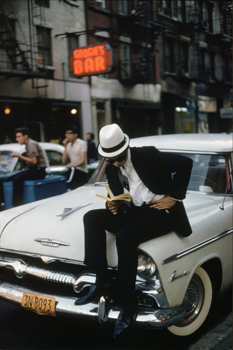 New York City, 1962