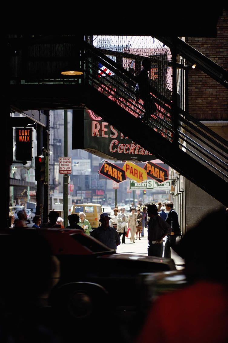 New York, early 70's