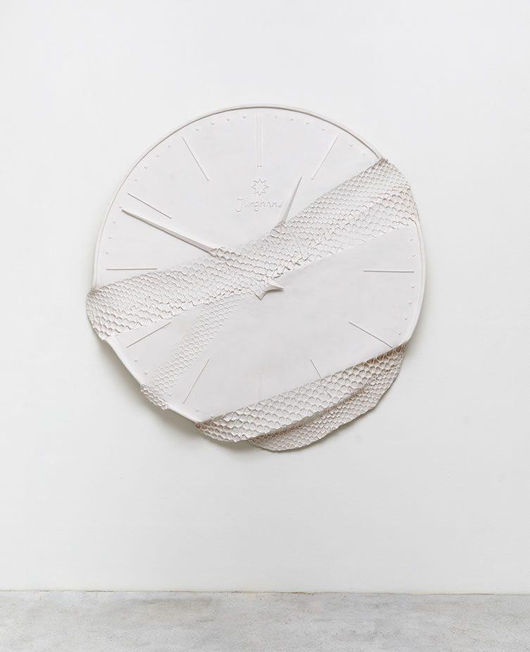 Erwin Wurm, Lost (Clock)