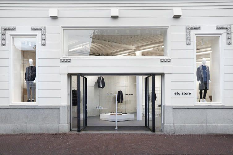 ETQ Amsterdam Flagship