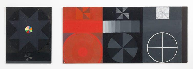 Grande Mandala, 1964-1965
