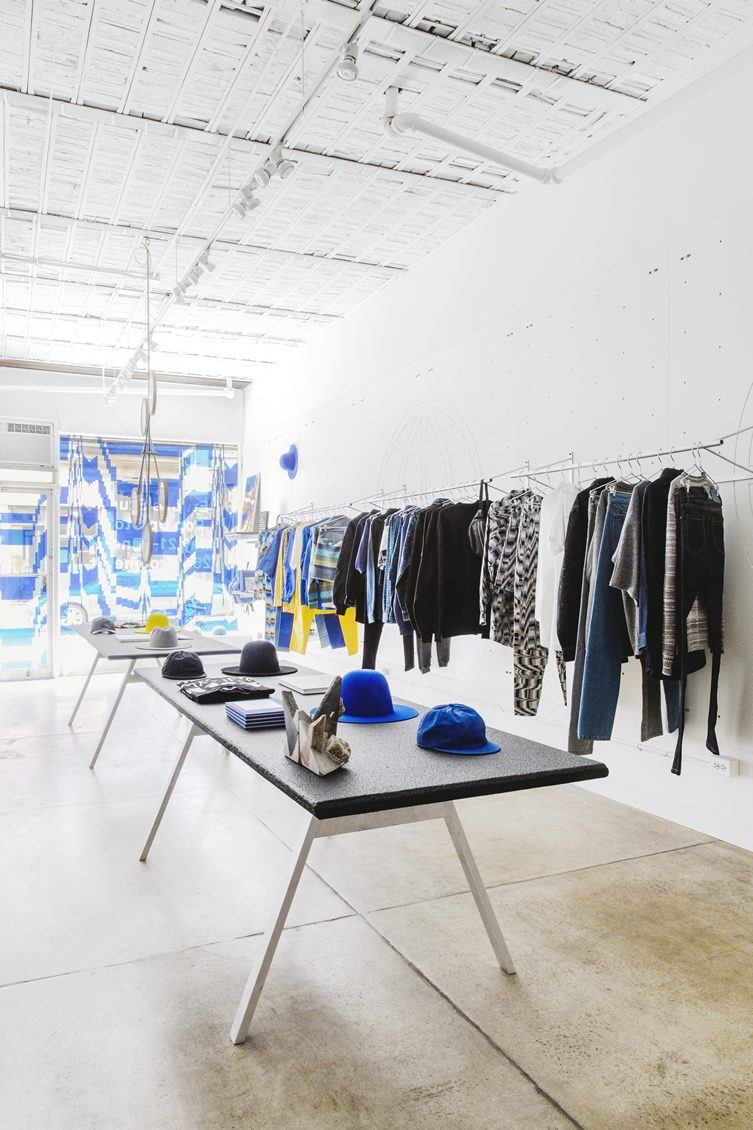 Études Pop-Up — SoHo, New York
