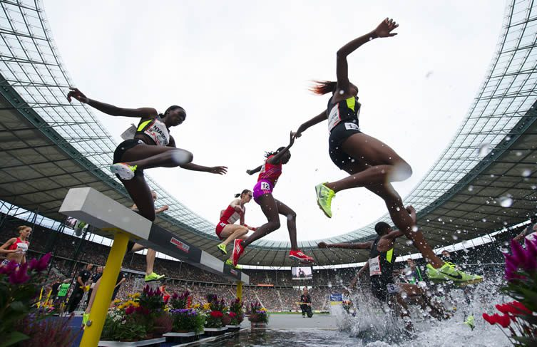 The European Athletics Championships 2018 Berlin