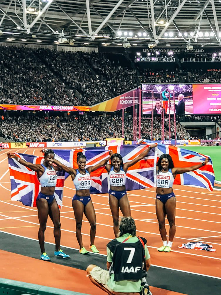 World Championships London 2017