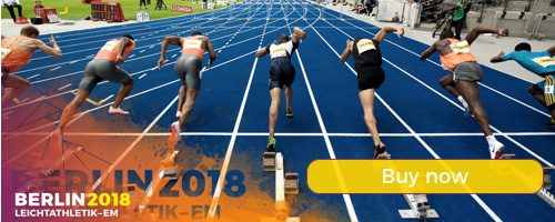 European Athletics Championships 2018