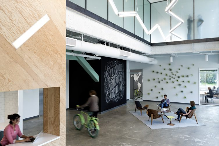 Evernote Offices by Studio O+A