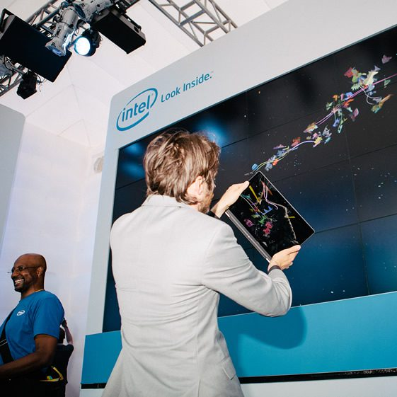 Experience Intel. Look Inside