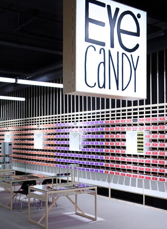 Eye Candy, Belgium