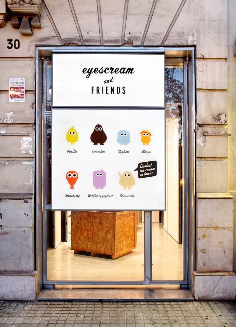 Eyescream and Friends, Barcelona