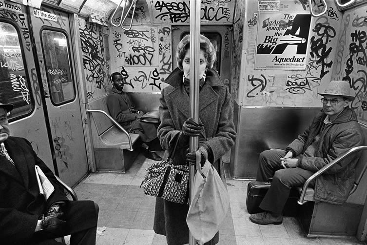 Richard Sandler The Eyes of the City, published by powerHouse Books