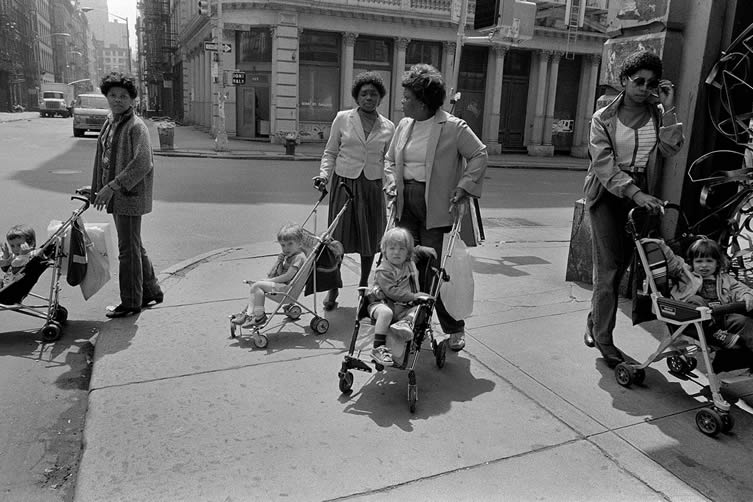 Richard Sandler New York Street Photography