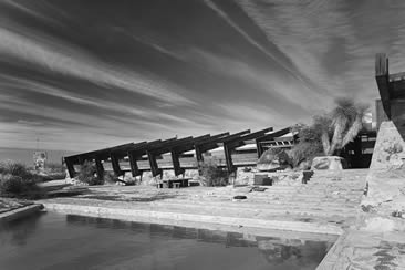 Ezra Stoller Photographs Frank Lloyd Wright