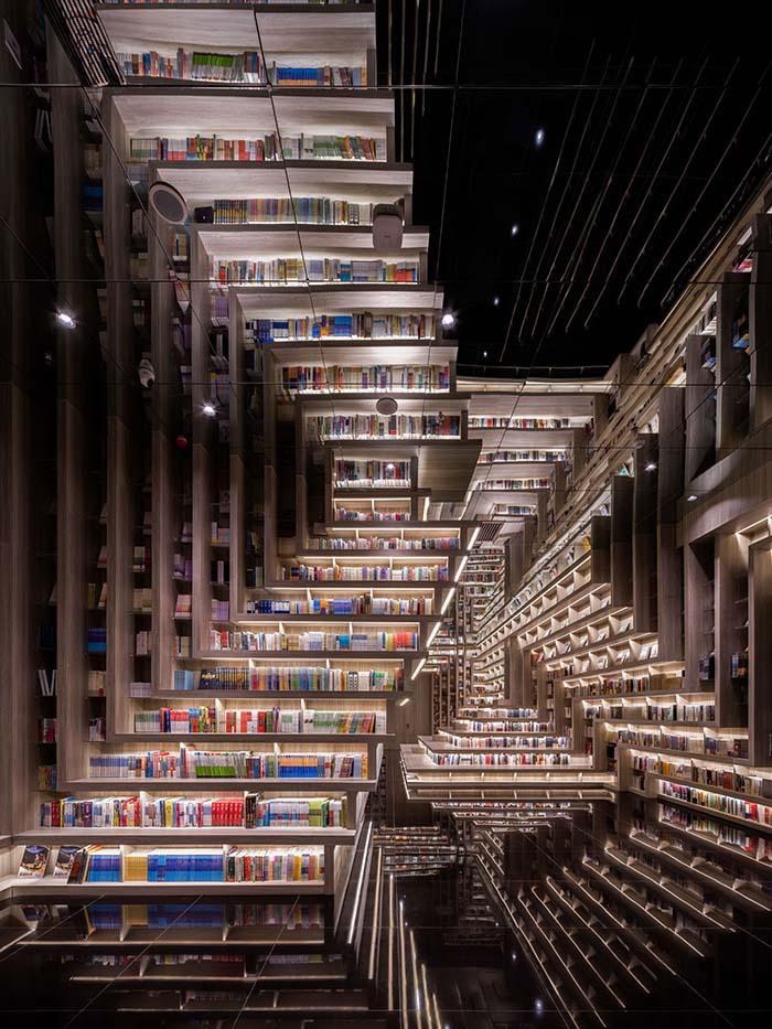 FAB Cinema x Zhongshuge Bookstore, Taiyuan China