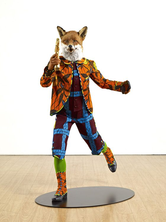 Yinka Shonibare FABRIC–ATION
