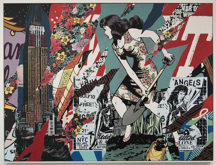 FAILE: Savage/Sacred Young Minds