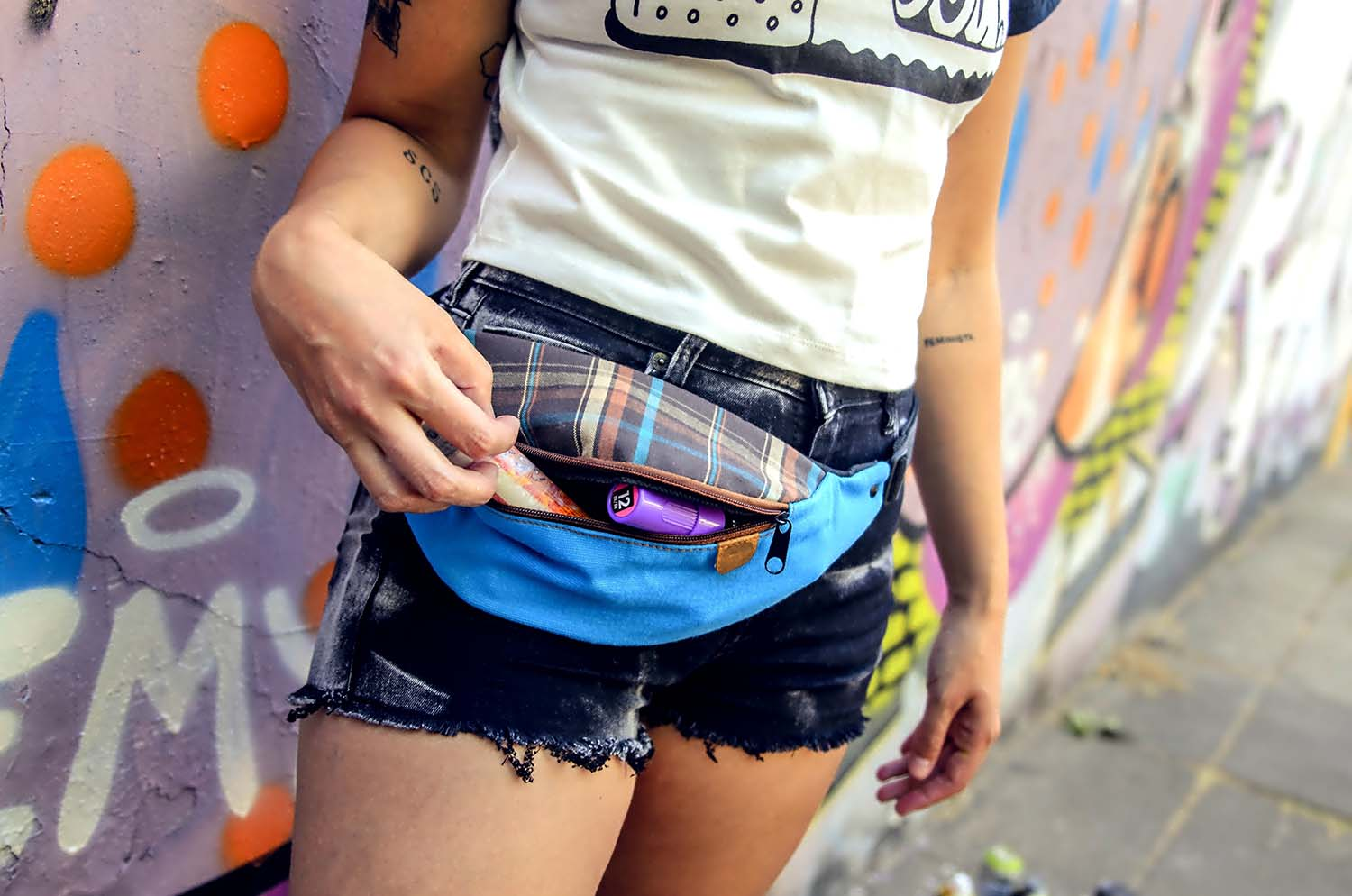 What is a Tactical Fanny Pack?