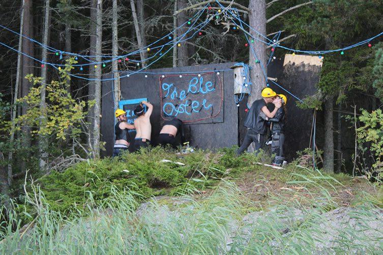 far amp son s blue oyster bar on land islands finland