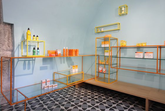 De los Austrias Pharmacy, Madrid