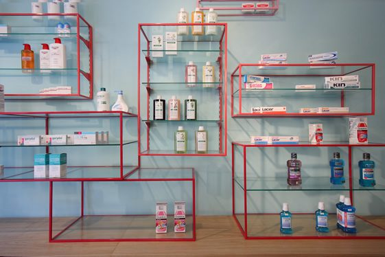 De los Austrias Pharmacy, Madrid