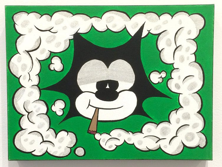 Felix: The Cat's Out of the Bag at Slow Culture, Los Angeles