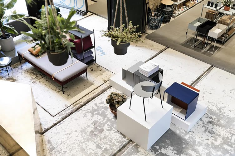 ferm LIVING Pop-Up at Bremerholm 6, Copenhagen