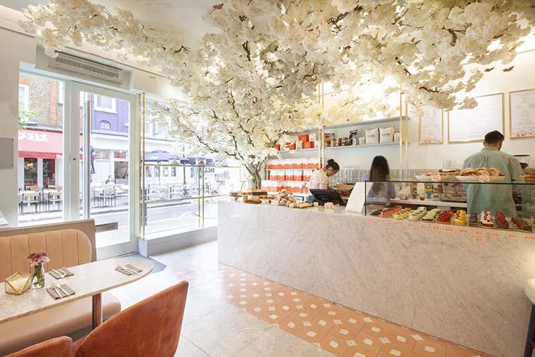 Feya Marylebone Café