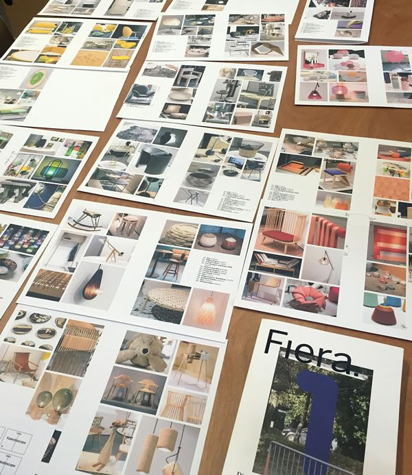 Fiera Magazine, The Making Of