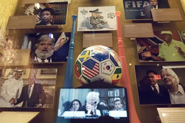 FIFA at The Mob Museum, Las Vegas