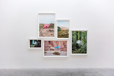 Filippo Minelli — Nothing to Say at 886 Geary Gallery, San Francisco
