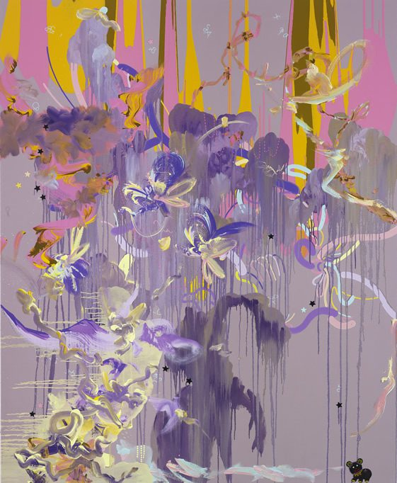 Fiona Rae, New Paintings