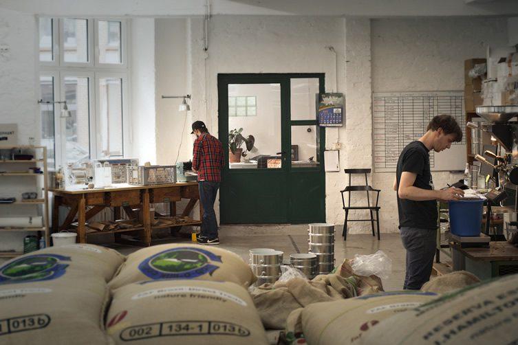 Five Elephant Coffee Roastery & Cake Shop — Kreuzberg, Berlin