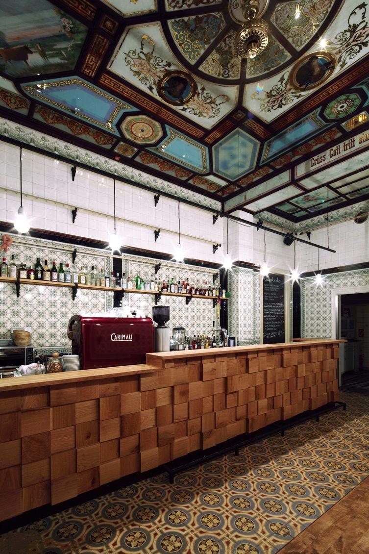 Fleischerei Bar, Fleischerei Bar, Leipzig