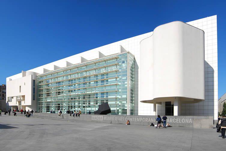 MACBA (Museum of Contemporary Art), Barcelona