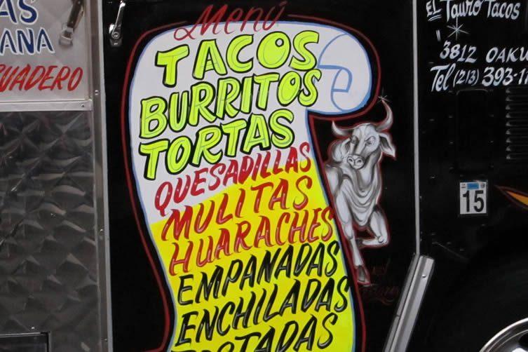 Los Angeles's Taco Trucks
