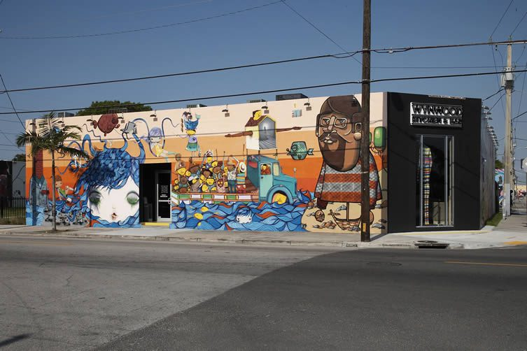 Wynwood Art District, Miami