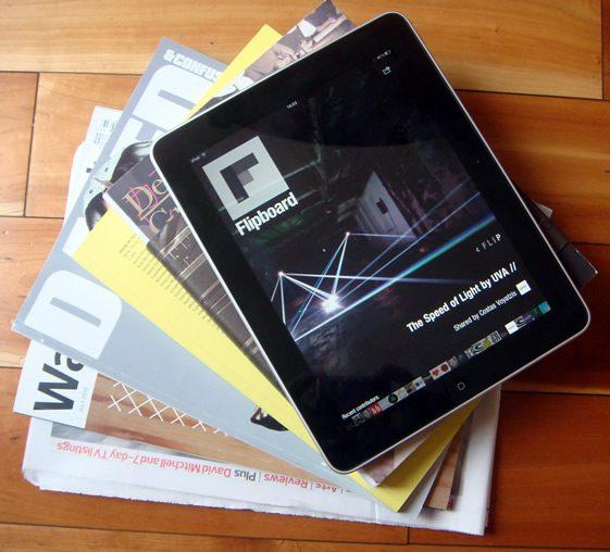 Flipboard: iPad's Social Magazine